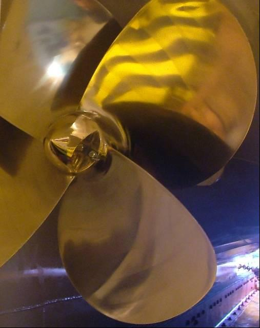 Propeller, Angle lifeboat