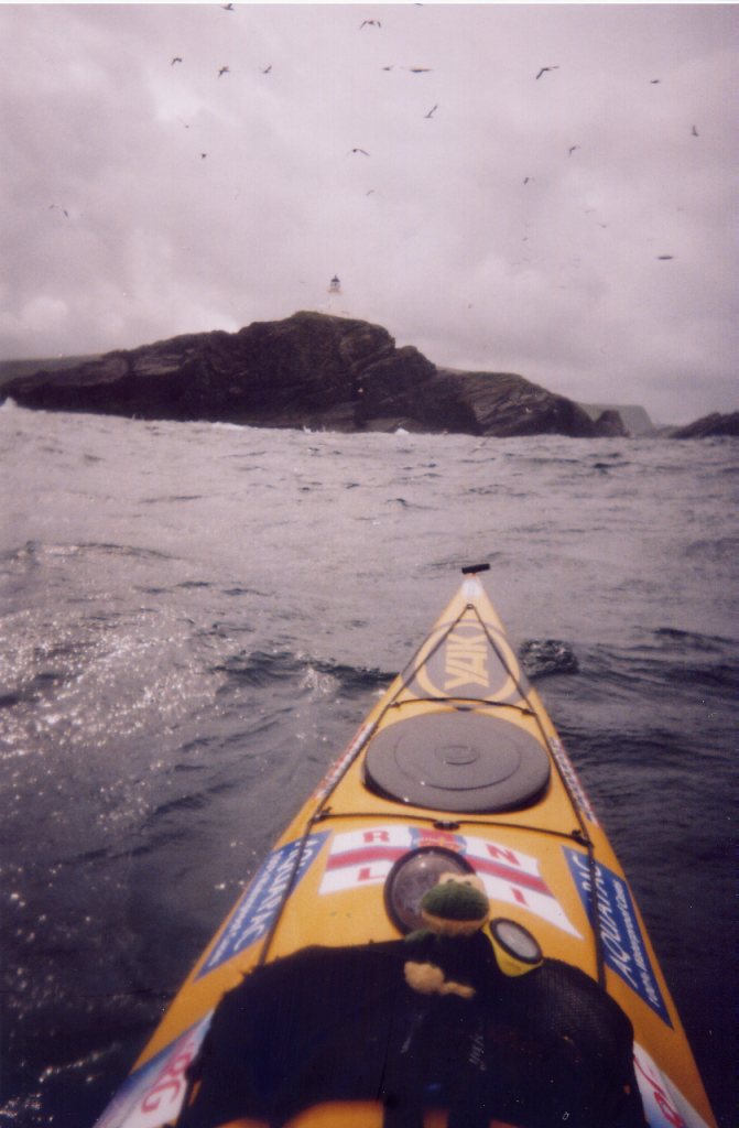 Muckle Flugga lighthouse