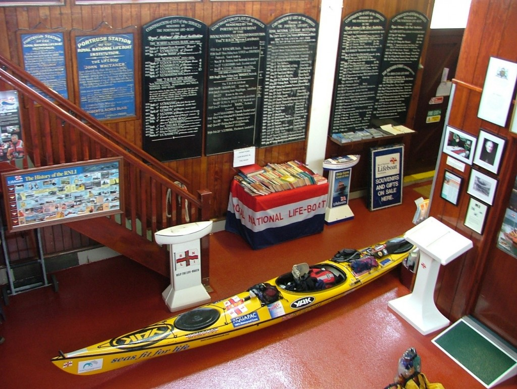 Portrush Lifeboat Station