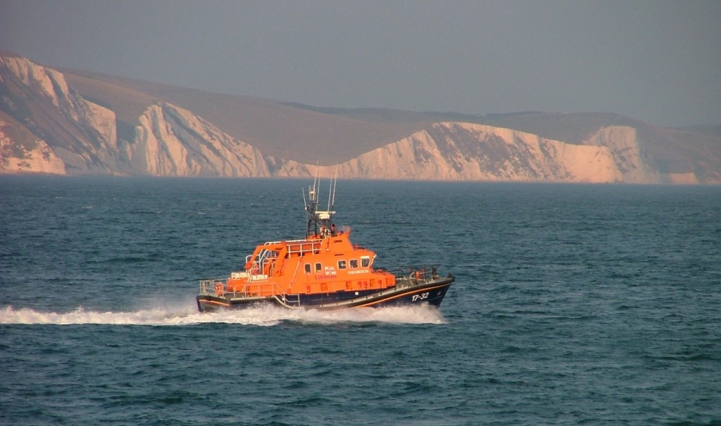Weymouth all weather lifeboat