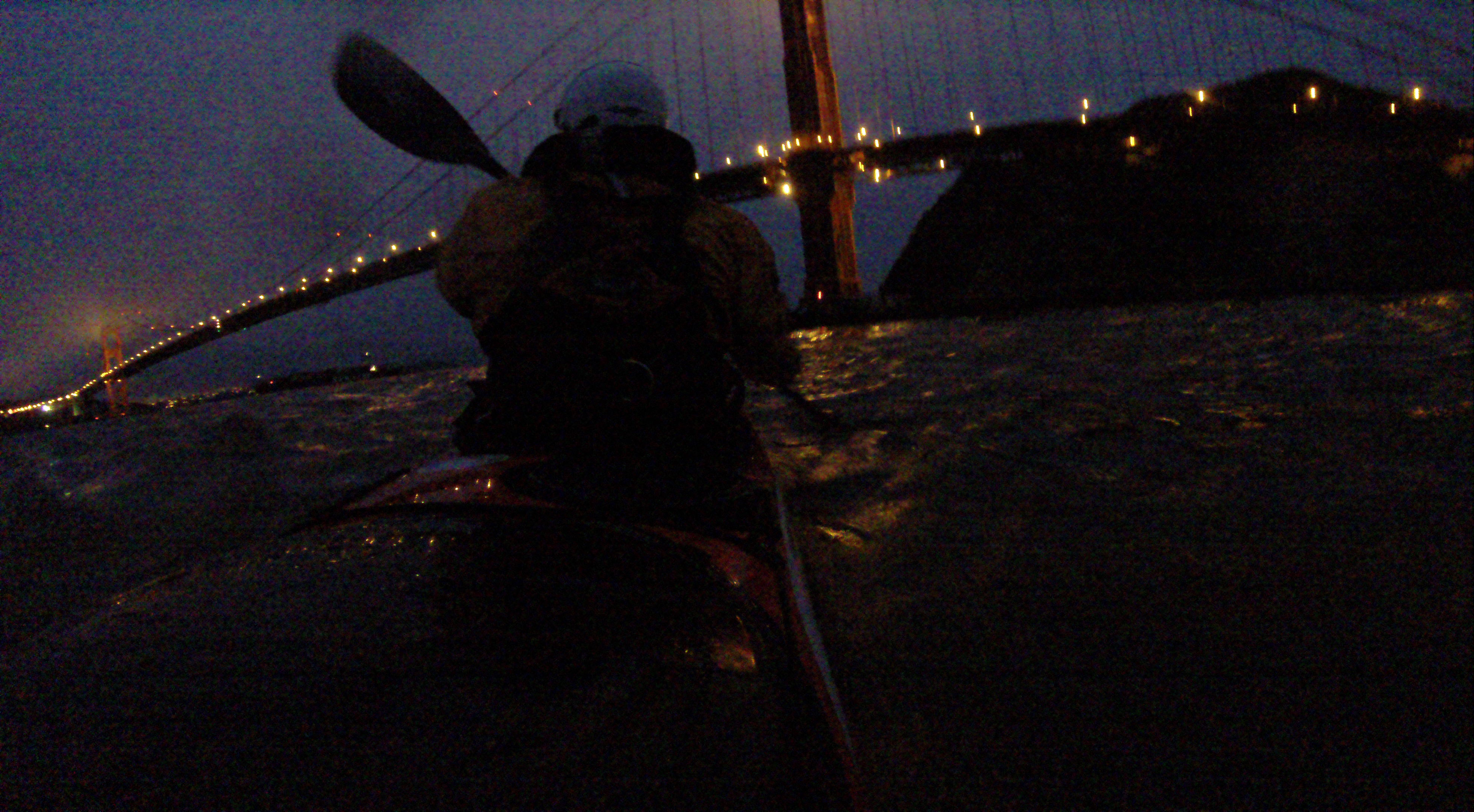 Dawn Patrol at the Golden Gate